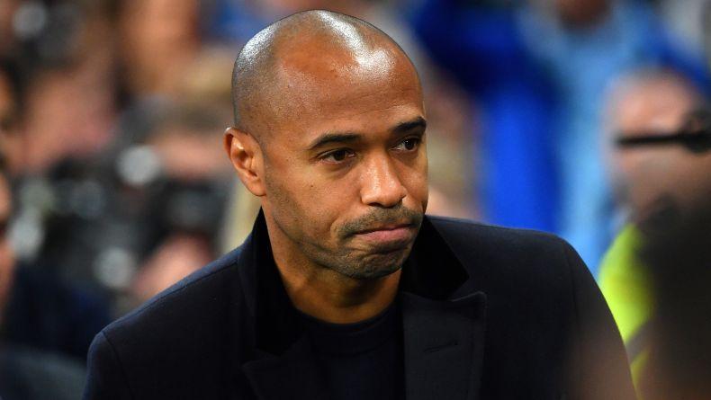 Tidak Ada Pertandingan, Thierry Henry Kesal Tak Bisa Belajar dari Pelatih Lain