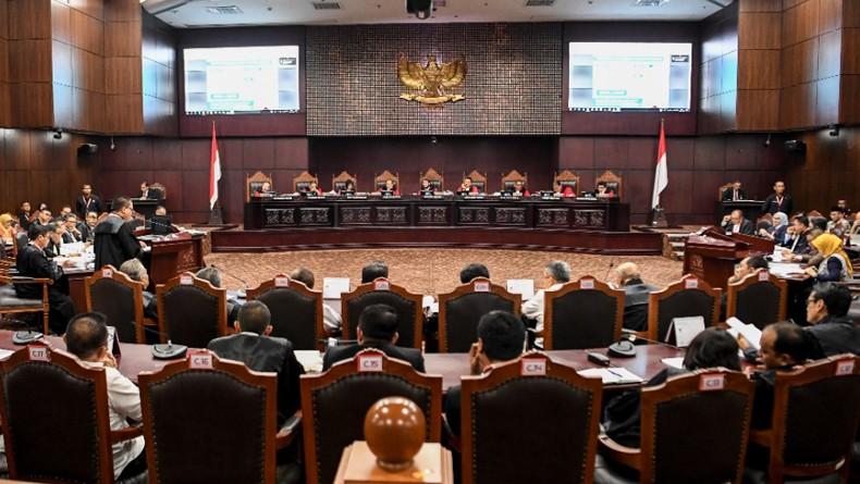 Sidang MK, Saksi Ahli Jelaskan Dampak Kesalahan Situng KPU terhadap Paslon