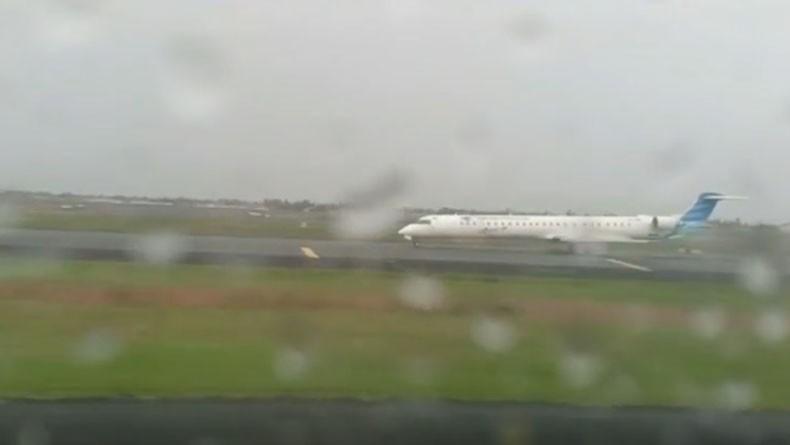 Dua Pesawat Nyaris Tabrakan di Bandara Soetta