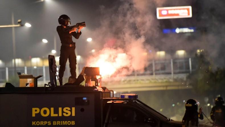 Komnas HAM Minta Polisi Taati SOP Hadapi Massa Aksi saat Pembacaan Putusan MK