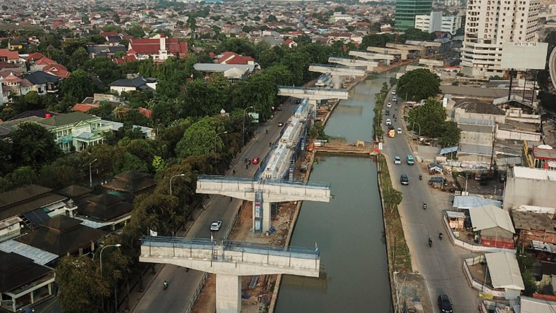 Proyek Jalan Tol Becakayu, Dishub Jaktim Berlakukan Rekayasa Lalu Lintas 6-9 Desember