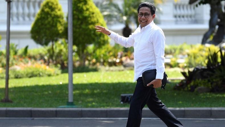 Kakak Kandung Cak Imin, Abdul Halim Iskandar Tiba di Istana Ikut Perkenalan Calon Menteri