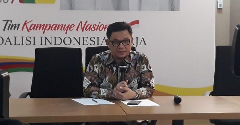 TKN Duga Pemuda Pengancam Presiden Jokowi Terprovokasi