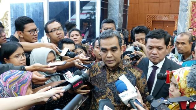 Lobi-Lobi Alot, Muzani Konsultasi soal Posisi Ketua MPR kepada Prabowo