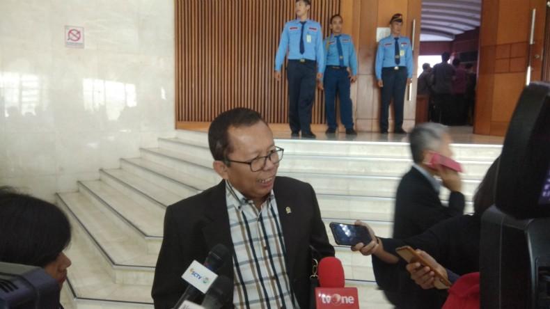 Komisi III DPR Minta Kasus Nurhadi Jadi Pintu Masuk Pemberantasan Mafia Peradilan