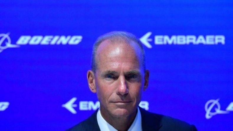 Krisis 737 MAX, Dennis Muilenburg Kehilangan Posisi Chairman Boeing