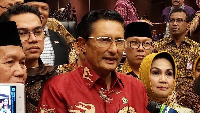 Dipilih Wakili DPD, Fadel Muhammad Incar Kursi Ketua MPR