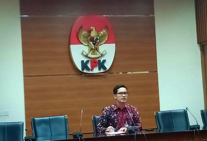Kasus Dugaan Suap Aspidum Kejati DKI tetap Ditangani KPK Bukan Kejaksaan Agung
