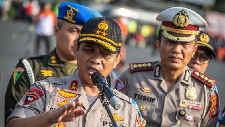 Operasi Sikat Jaya 2019, Polisi Tangkap 3.314 Orang