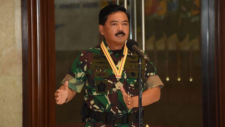 Purnawirawan Ditangkapi Polisi, Begini Respons Panglima TNI