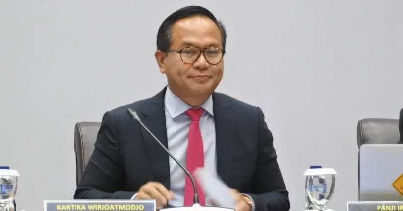 Diusulkan Erick Thohir Jadi Wamen BUMN, Kartika Wirjoatmodjo Tiba di Istana