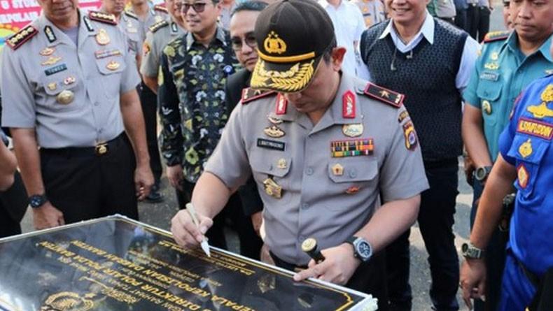 Mantan Ajudan Jokowi Irjen Pol Listyo Sigit Prabowo Jadi Kabareskrim