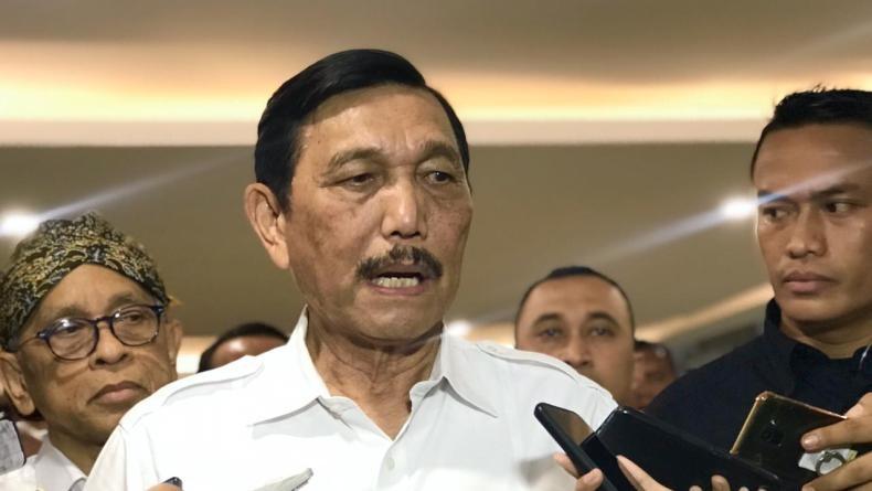 Jaga Perairan Indonesia, Luhut Sebut Indonesia Akan Miliki Kapal Coast Guard