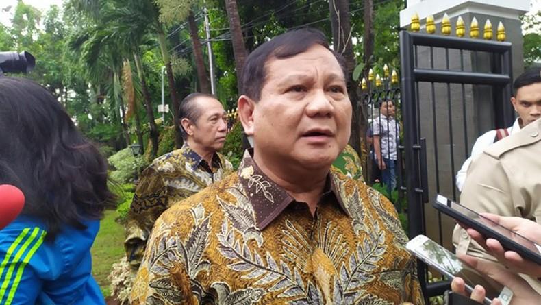 Gus Sholah Wafat, Prabowo: Kita Kehilangan Tokoh Bangsa yang Sangat Penting