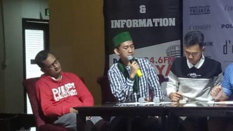 Diskusi Pemuda, HMI Singgung Tak Ada Lagi Mimbar Bebas di Kampus