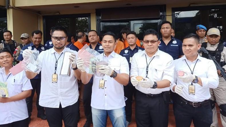 Selidiki Perizinan Judi Batu Goncang, Polisi Akan Panggil Manajemen Mal Season City