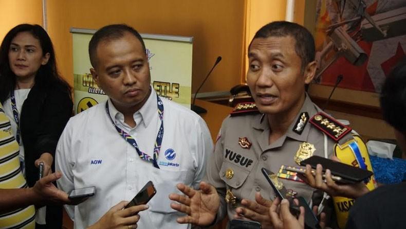 Kombes Pol Yusuf Naik Pangkat Jadi Brigjen Pol, Jabat Direktur Regident Korlantas Polri
