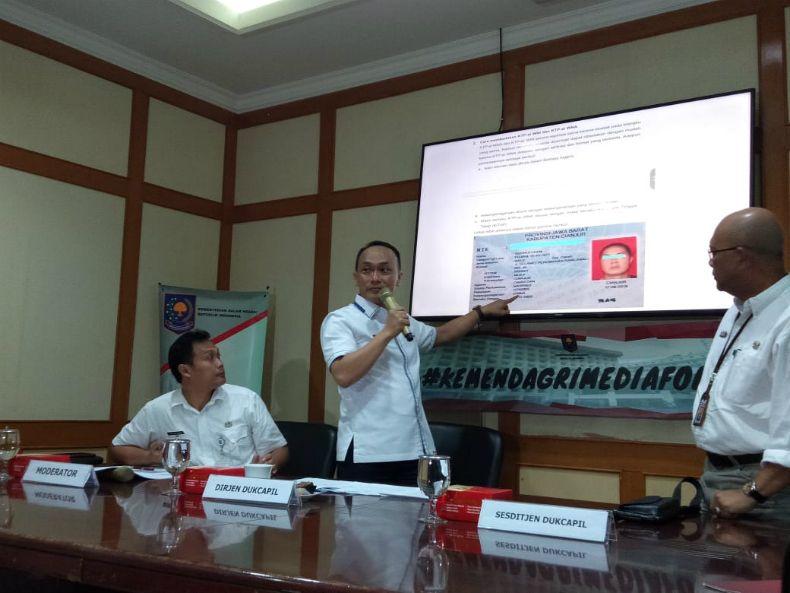 Dukcapil Ganti 36.077 Dokumen Penduduk Terdampak Bencana di NTB dan NTT