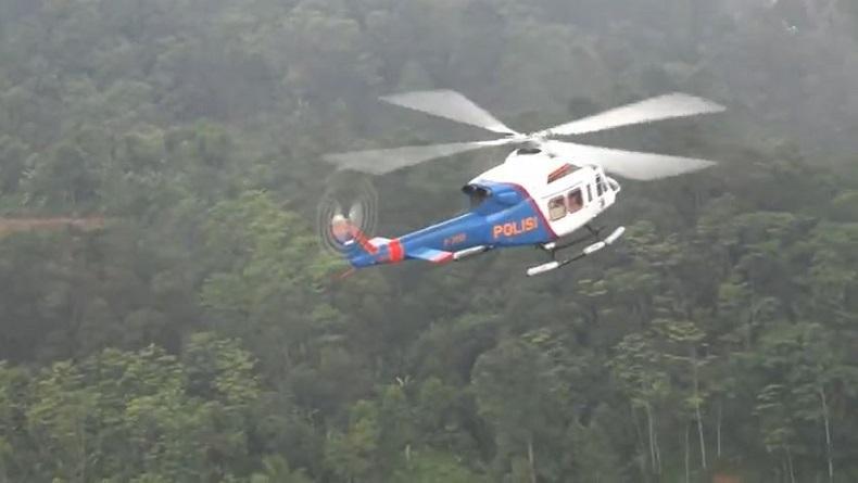 Pencarian Helikopter Hilang Kontak di Papua, SAR: Sinyal Tidak Terdeteksi