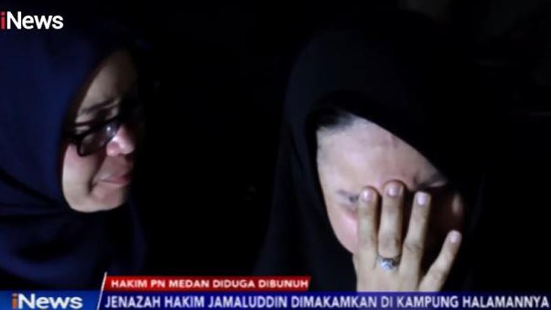 Terungkap, Otak Pembunuhan Hakim PN Medan Ternyata Istri Korban