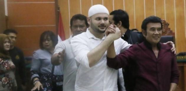 Jadwal Keluar dari Penjara 9 Maret 2020, Ini yang Bikin Ridho Rhoma Bebas Lebih Cepat