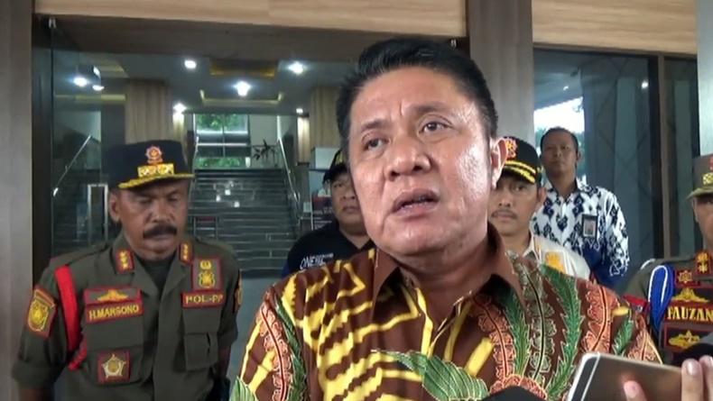 Palembang dan Prabumulih Terapkan PSBB, Gubernur Sumsel: Belum Ada Hukuman