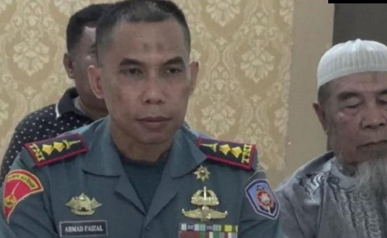Klarifikasi Letkol Ahmad Faizal soal Tuduhan Penodongan Pistol ke Pimpinan Ponpes di Kolaka