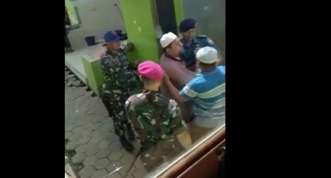 Viral Oknum TNI Diduga Todong Pistol ke Pimpinan Ponpes di Kolaka Sultra