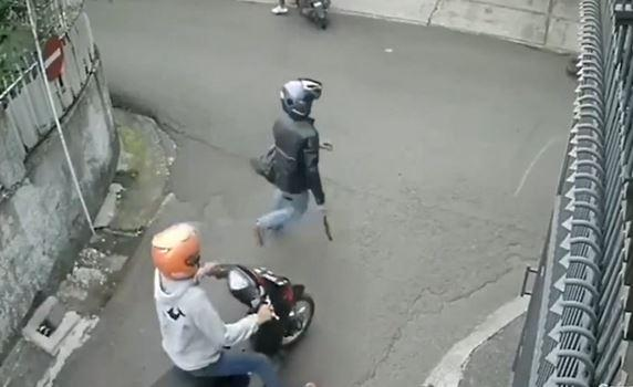 Pelaku Pembacokan Brutal di Bandung Ditangkap, Ternyata Salah Sasaran