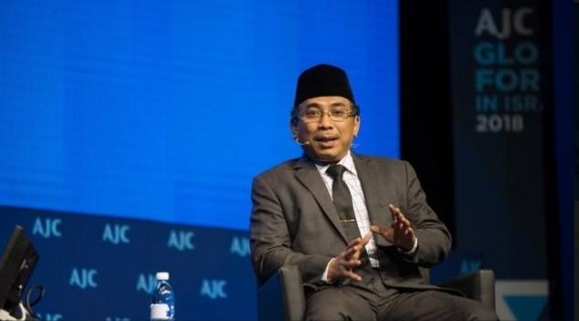 Gus Yahya: Rencananya Paus Fransiskus Berkunjung ke Indonesia Tahun Ini