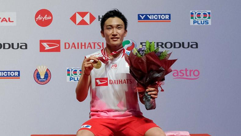 Malaysia Masters 2020: Momota Juara Lagi, China Raih 3 Titel
