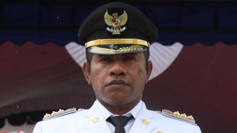 Bupati Boven Digoel Benediktus Tambonop Meninggal karena Kelelahan Usai Rakernas PDIP