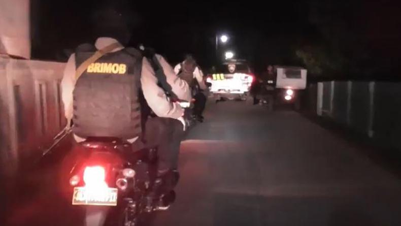 Polisi Serbu Kompleks Perumahan John Kei di Bekasi