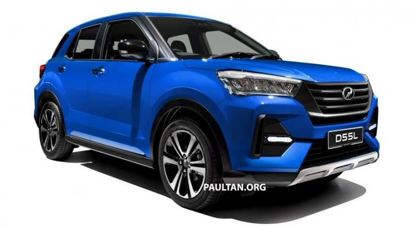 Tak Mengaspal di Indonesia, Daihatsu Rocky Mendarat di Malaysia Pertengahan 2020