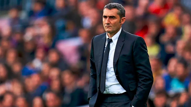 7 Fakta Ernesto Valverde selama Latih Barcelona