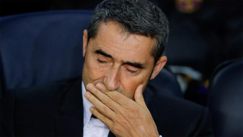 5 Laga Paling Kelam Barcelona di Era Valverde, Nomor 2 Bikin Sakit Hati