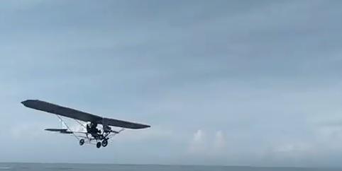 Montir Lulusan SD di Pinrang Buat Pesawat Ultralight dari Mesin Motor