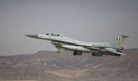 Jet Tempur Mesir Jatuh saat Latihan, Pilot Tewas
