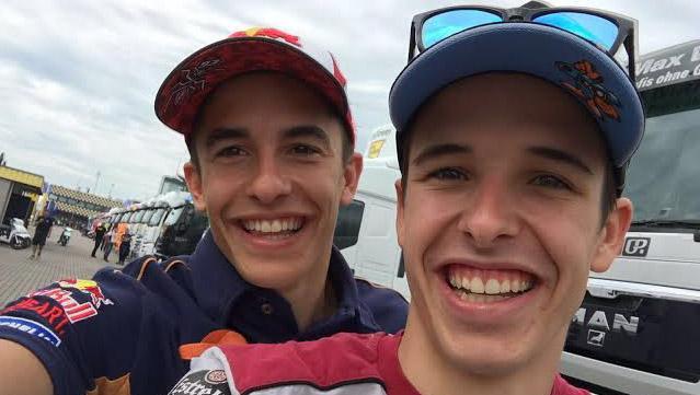 Alex Bocorkan Kondisi Terbaru Cedera Marc Marquez