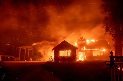 Rumah Terbakar di Rumania, 4 Bocah di Bawah Umur Tewas
