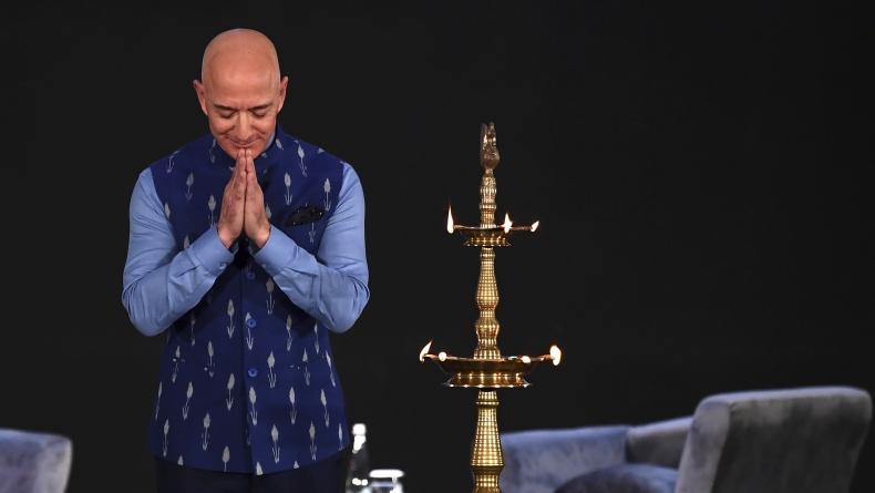 Amazon Ditolak, Jeff Bezos Janji Investasi Rp13,6 Triliun di India