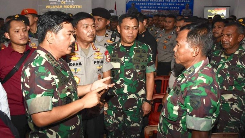 Panglima Minta Prajurit TNI dan Polri Bersinergi Amankan Pilkada Serentak 2020