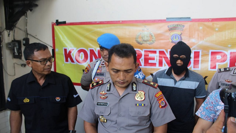 Pamer Alat Kelamin ke Mahasiswi, Pemuda di Yogyakarta Diamankan Polisi