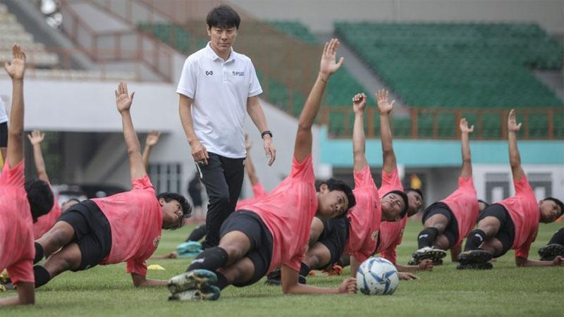 PSSI Targetkan Shin Tae-yong Bawa Timnas Lolos ke 16 Besar Piala Dunia U-20