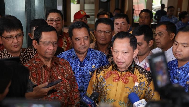 Tito Karnavian Ingin Status DKI Jakarta Segera Diubah