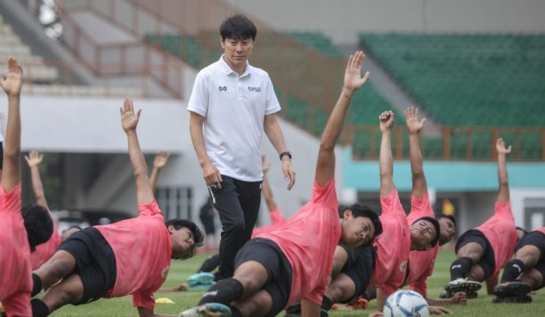 Shin Tae-yong Akui Mentalitas Pemain Timnas Indonesia U-19 Meningkat