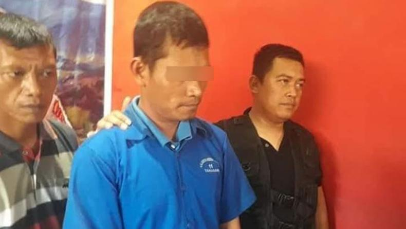 Takut Ditembak, Pelaku Pembunuhan di Medan Labuhan Serahkan Diri ke Polisi