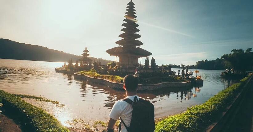Pura Ulun Danu, Eksotis dan Terkenal di Bali