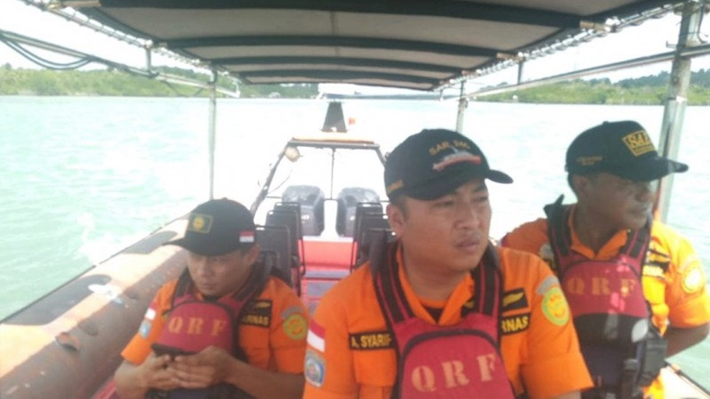 Melaut di Pulau Hantu, Nelayan Asal Kepri Hilang