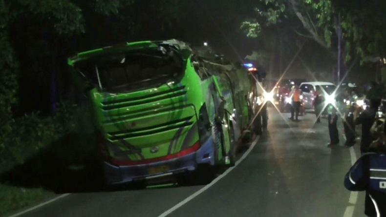 33 Korban Kecelakaan Bus di Subang Dirawat di RSUI, Baru 1 Diperbolehkan Pulang
